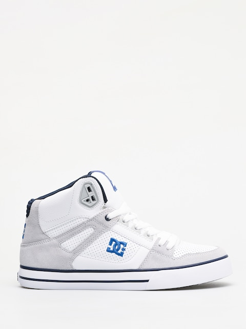 Buty DC Pure Ht Wc (white/blue)