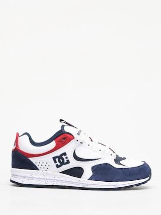Buty DC Kalis Lite Se (white/red/blue)