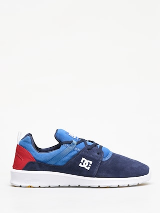 Buty DC Heathrow Se (navy/red)