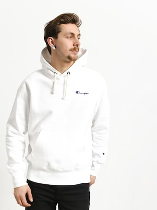 Bluza z kapturem Champion Hooded Sweatshirt HD (wht)