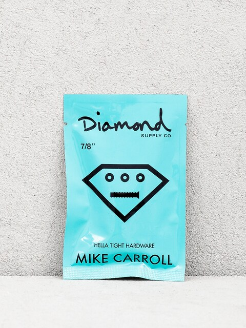 Montażówki Diamond Supply Co. Mike Carroll Pro Hrdwr 7/8 (diamond blue)