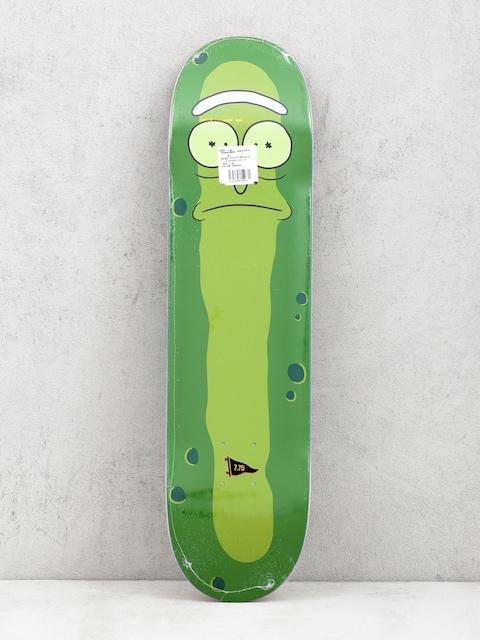 Deck Primitive Pickle Rick Team (green)