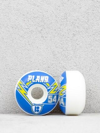 Kółka Plan B Charged (white/blue)