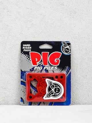 Podku0142adki Pig Hard Riser (red)