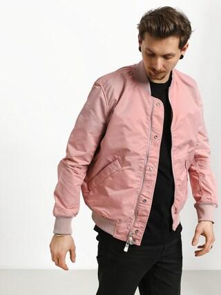 Kurtka Diamond Supply Co. Panelled Bomber (pink)