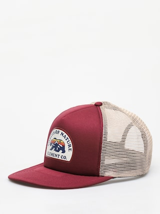 Czapka z daszkiem Element Rift Trucker ZD (napa red)