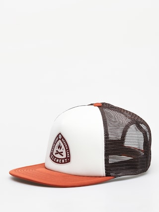 Czapka z daszkiem Element Camp Trucker ZD (ginger bread)