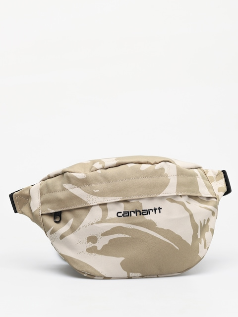 Nerka Carhartt WIP Payton Hip Bag (camo brush sandshell/black)
