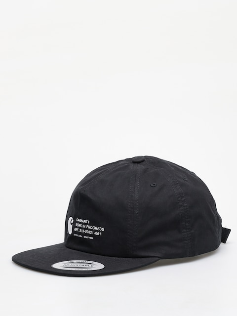 Czapka z daszkiem Carhartt WIP Coleman ZD (black/white)