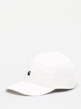 Czapka z daszkiem Carhartt WIP Madison Logo ZD (white/dark navy)