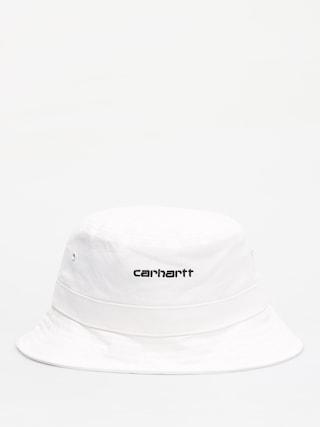 Kapelusz Carhartt WIP Script (white/black)