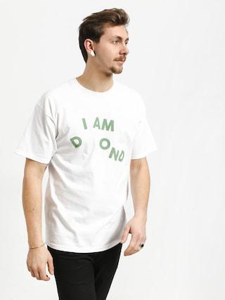 T-shirt Diamond Supply Co. I Am (white)