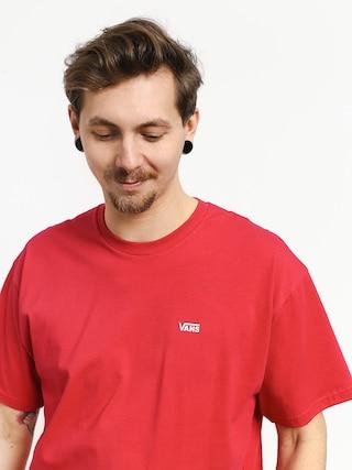 T-shirt Vans Left Chest Logo (jazzy/white)