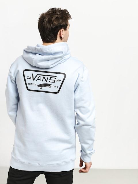 Bluza z kapturem Vans Full Patched HD (heather)