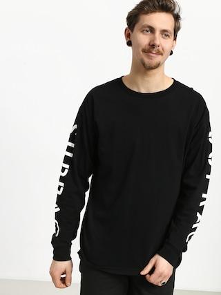 Longsleeve Supra All Caps (black)