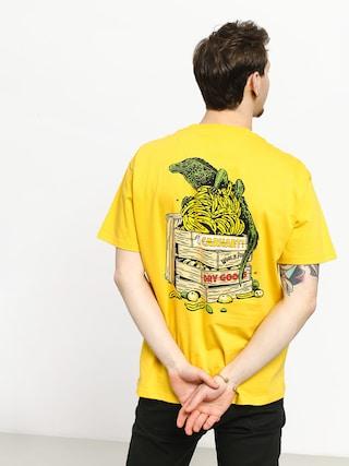 T-shirt Carhartt WIP Bad Cargo (primula)