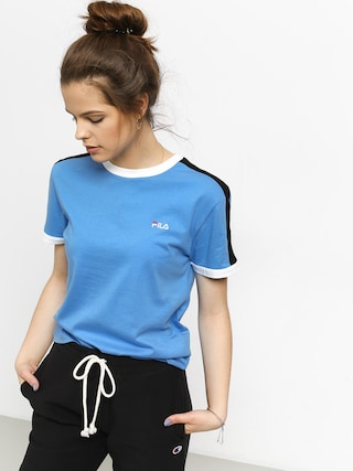 T-shirt Fila Noreen Wmn (marina/bright white/black)