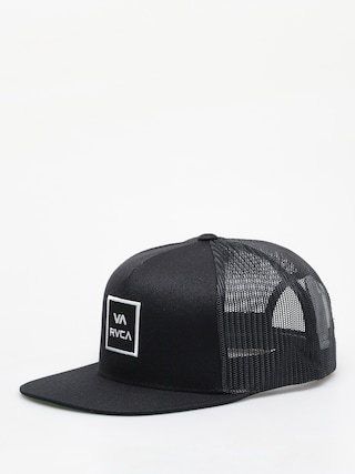 Czapka z daszkiem RVCA Va All The Way ZD (black)