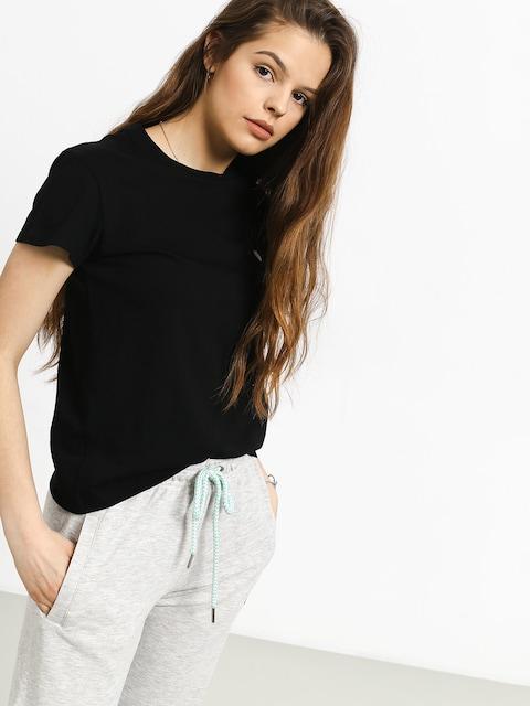 T-shirt Carhartt WIP Tilda Hartt Wmn (black/white)