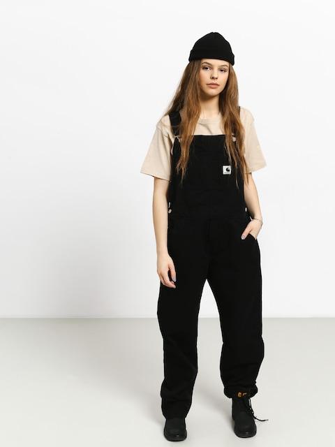Spodnie Carhartt WIP Overall Straight Wmn (black)