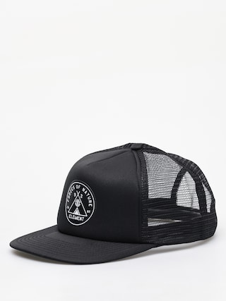 Czapka z daszkiem Element Camp Trucker ZD (flint black)