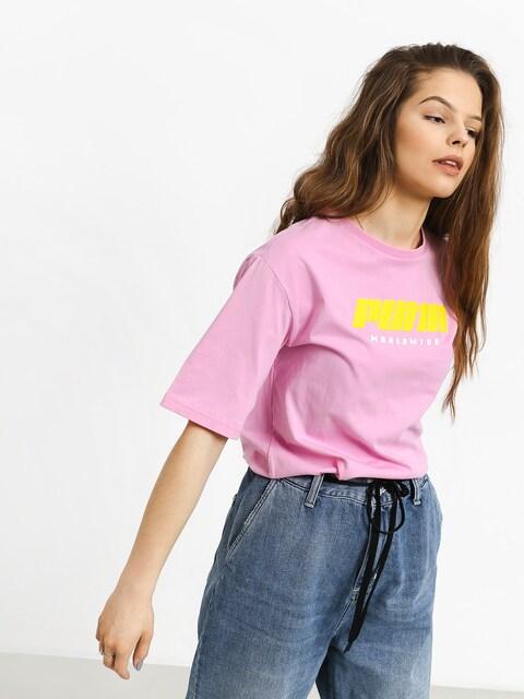 T-shirt Puma Tz Wmn (pale pink)