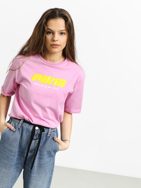 T-shirt Puma Tz Wmn