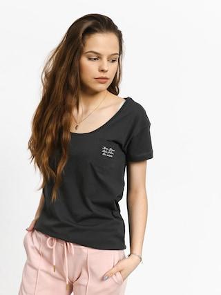 T-shirt Femi Stories Mohana Wmn (wblk)