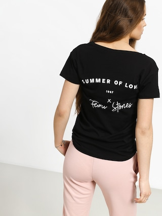 T-shirt Femi Stories Humu Wmn (blk)