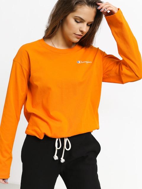 Longsleeve Champion Long Sleeve T Shirt Wmn (aug)