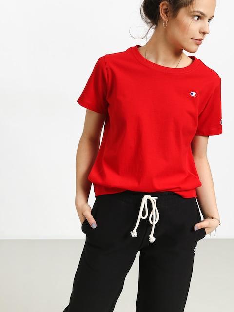 T-shirt Champion Crewneck T Shirt Wmn (hrr)