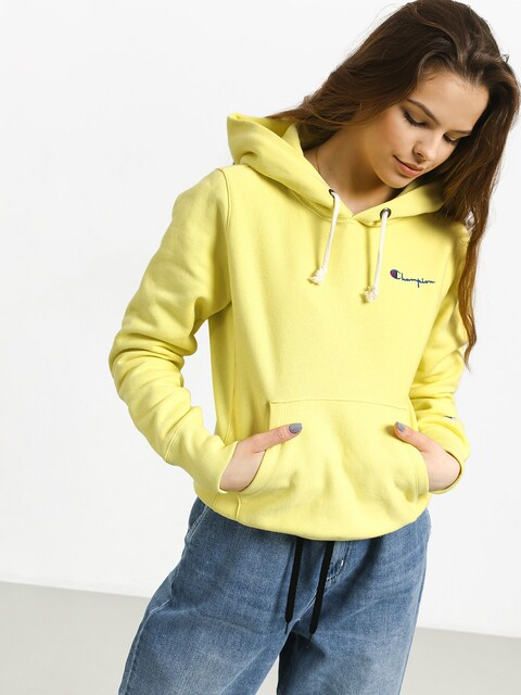 Bluza z kapturem Champion Hooded Sweatshirt HD Wmn (lml)