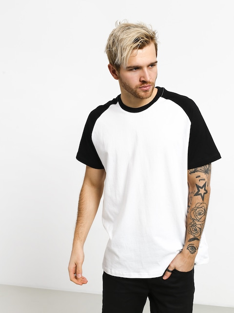 T-shirt Element Basic Raglan (black)
