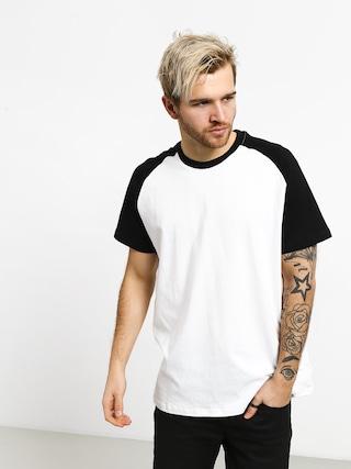 T-shirt Element Basic Raglan (black)