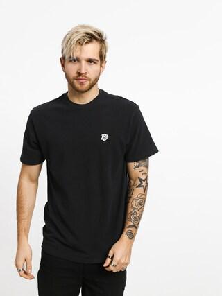 T-shirt RVCA Stress (black)