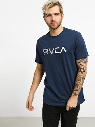 T-shirt RVCA Blinded (seattle blue)