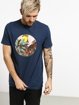 T-shirt RVCA Motors Fill (seattle blue)