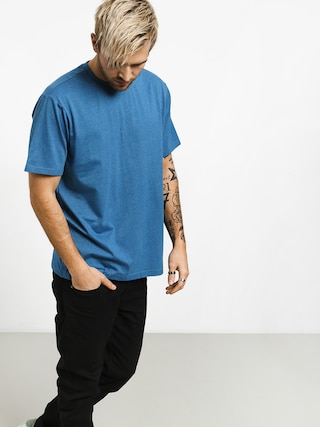 T-shirt Element Basic Crew (blue heather)