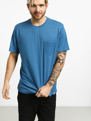 T-shirt Element Basic Pocket Cr (blue heather)