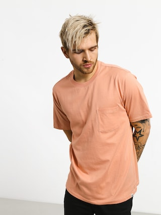 T-shirt Element Basic Pocket Cr (dusty peach)