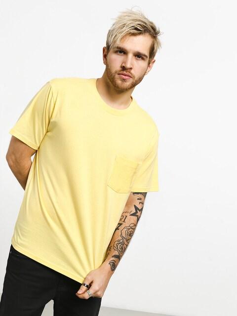 T-shirt Element Basic Pocket Cr (popcorn)