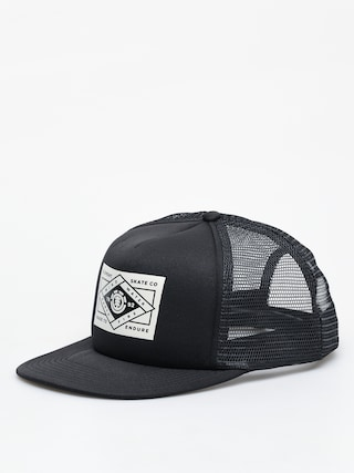 Czapka z daszkiem Element Rift Trucker ZD (original black)