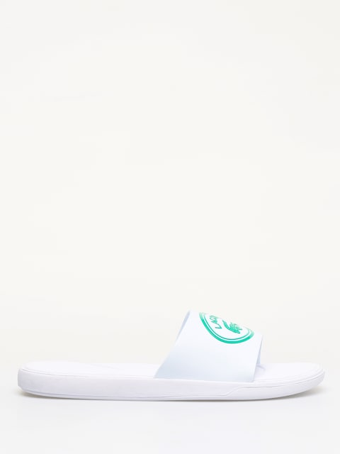 Klapki Lacoste L.30 Slide 119 3 (white/green)