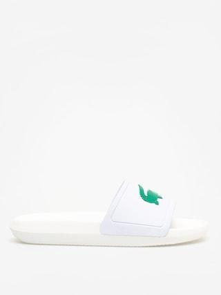 Klapki Lacoste Croco Slide 119 3 Wmn (white/green)