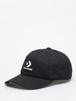 Czapka z daszkiem Converse Lock Up Baseball ZD (converse black/white)
