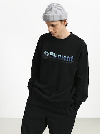 Bluza Element Glimpse Horizontal (flint black)