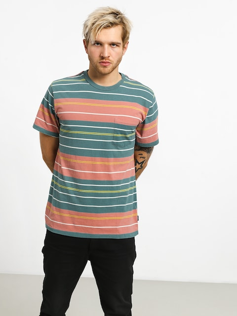 T-shirt RVCA Rusholme Stripe