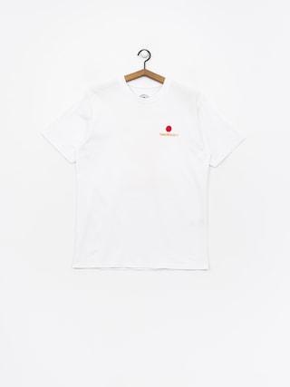 T-shirt Turbokolor Lets Surf (white)