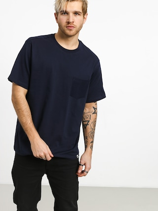 T-shirt Element Basic Pocket Cr (ink)