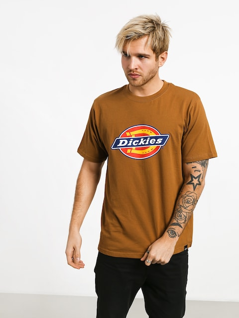 T-shirt Dickies Horseshoe (brown duck)